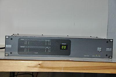 Rane rpm22 Digital Programable DSP Audio Processor