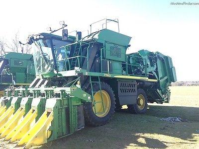 2010 John Deere 7760 Cotton Pickers