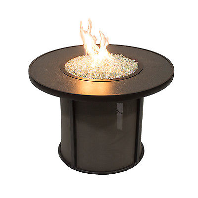 Outdoor GreatRoom Company SF-32-K Stonefire Fire Table, New