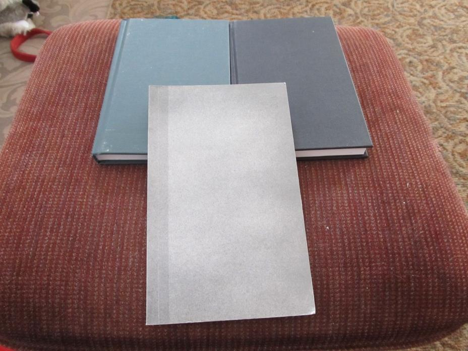 Lot of 3 Journal/ Writing Notebook / Blank Diary / Lined Pages Book -2 Hardcover