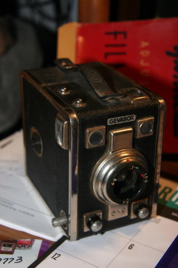 Vintage Gevabox 6x9