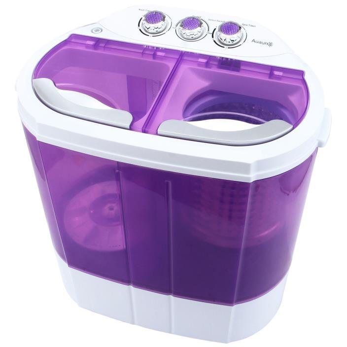 8-9lbs-Mini-Portable-Washing-Machine-Compact-Washer-Spin-Dryer-RV-Dorm-Laundry