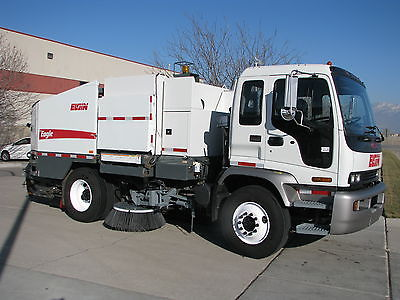 Elgin Eagle Street Sweeper