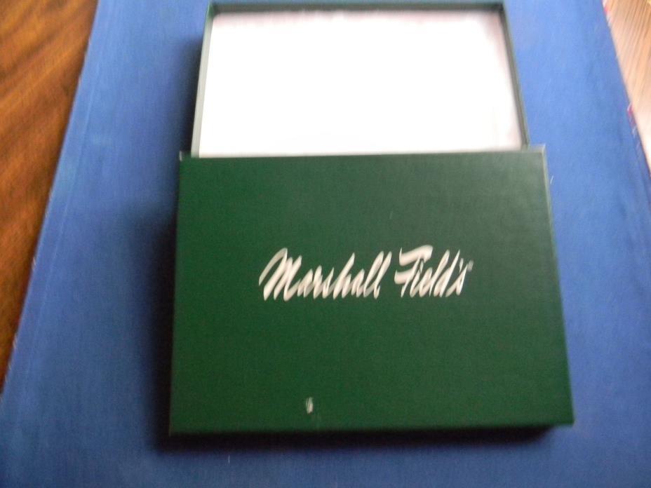 Marshall Fields Dept Store 5.25