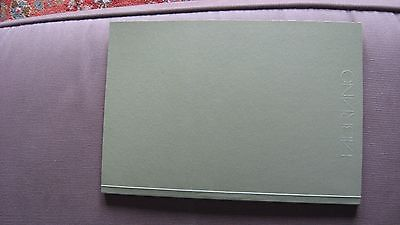 FABRIANO ITALY ADDRESS BOOK