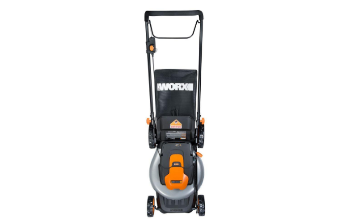 New 19 in. 36-Volt Lead Acid Cordless Electric Mower