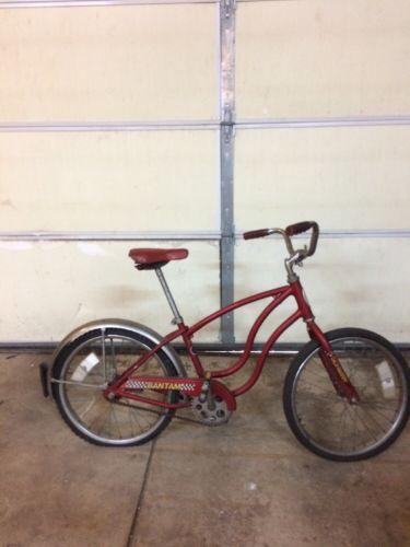Vintage Schwinn Bantam Bike