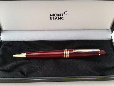 Montblanc Bordeaux Legrand Ballpoint 161R ,  NOS (New Old Stock)