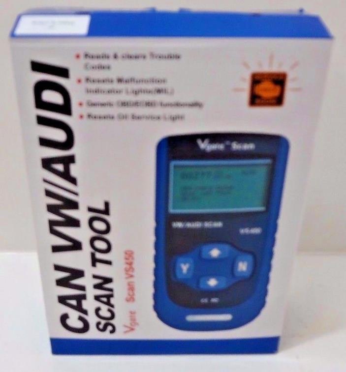 VS450 OBDII EOBD Auto Scanner Diagnostic Tool Code Reader