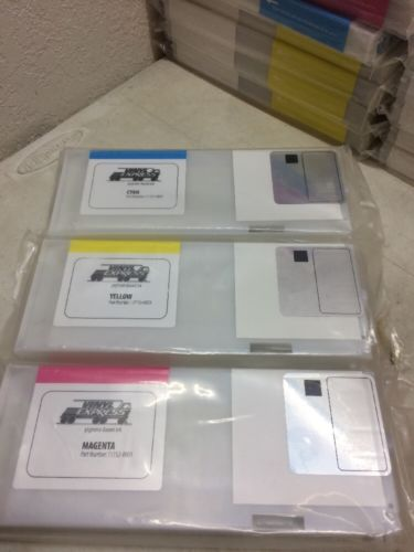 3X Roland Mimaki Mutoh Epson ink Cartridges VINYL EXPRESS 11152 1115 11153