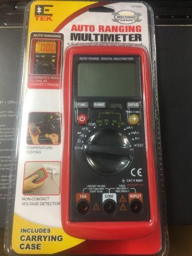 Innova Auto Ranging Digital Multimeter 3320