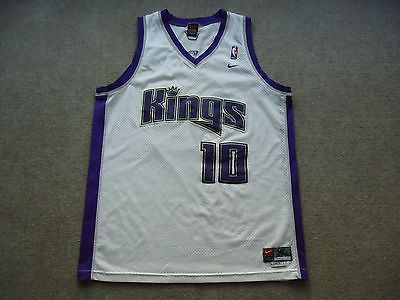 NBA Mike Bibby Sacramento Kings Nike jersey XL sewn