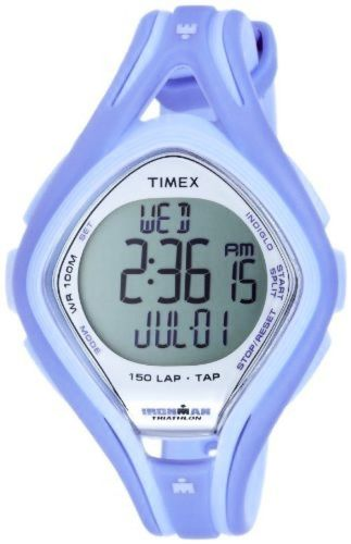 Timex - T5K287 Mens IRONMAN 150-Lap TAP Screen Sleek Watch