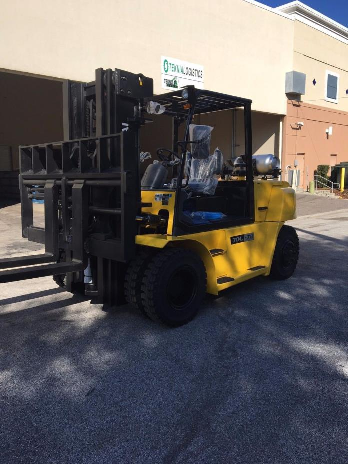 forklifts Hyundai 70L-7A new
