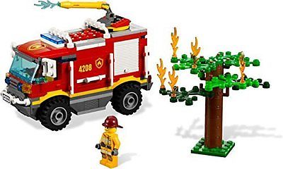 LEGO 308280 ?? City Fire Truck - 4208