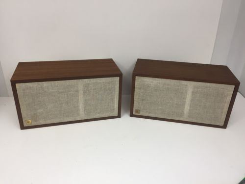 Vintage Acoustic Research AR4X Speakers In Excellent Condition!!!