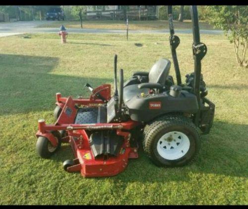 toro zero turn lawn mower