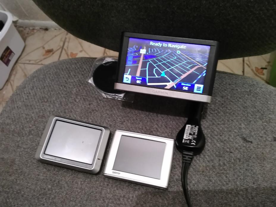 Garmin nuvi 2598lmthd + Free Garmin nuvi 200 + Nuvi 350 NA Bundle