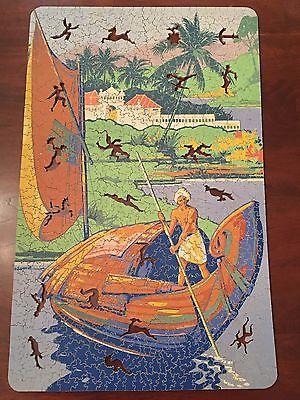 PAR Wooden Jigsaw Puzzle 686 Pieces, 20 Figurals