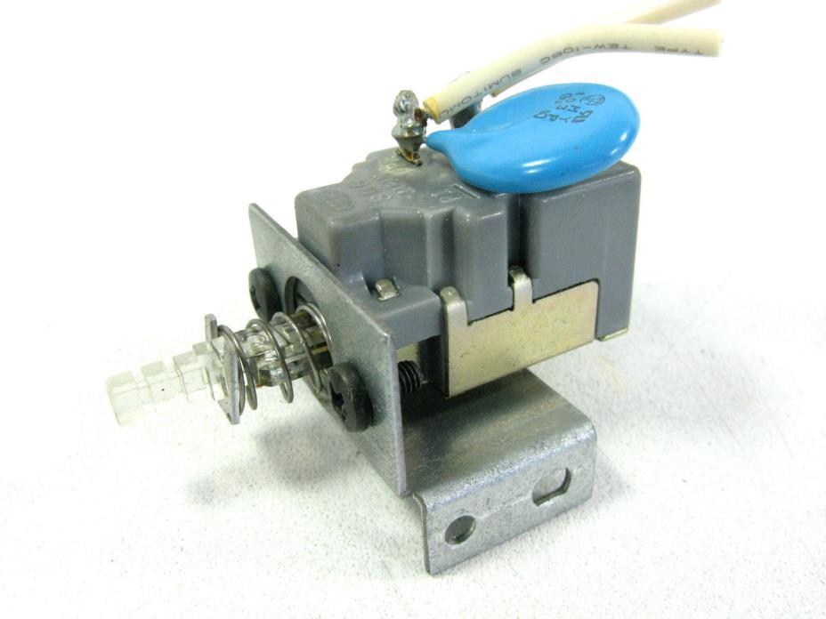Mitsubishi DA-R25 Stereo Receiver ~ REPAIR PART ~ Power Switch