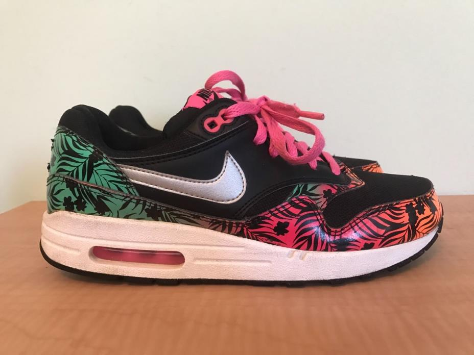 Nike Air Max 1 Print size 7Y GS 7 Youth