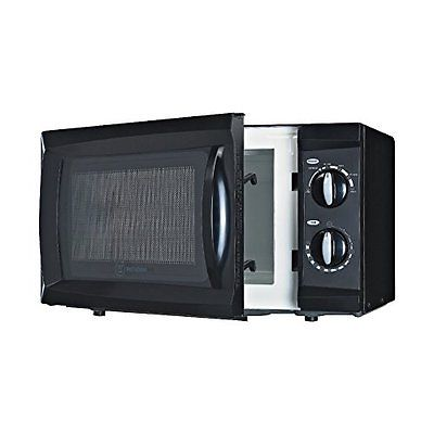 Westinghouse Compact Microwave Ovens WCM660B 600 Watt Counter Top Rotary Oven,
