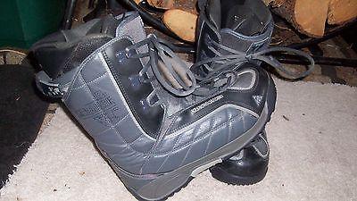 K2 Range Men's Snowboard Boots Size 9 US 27 CM 42 EUR
