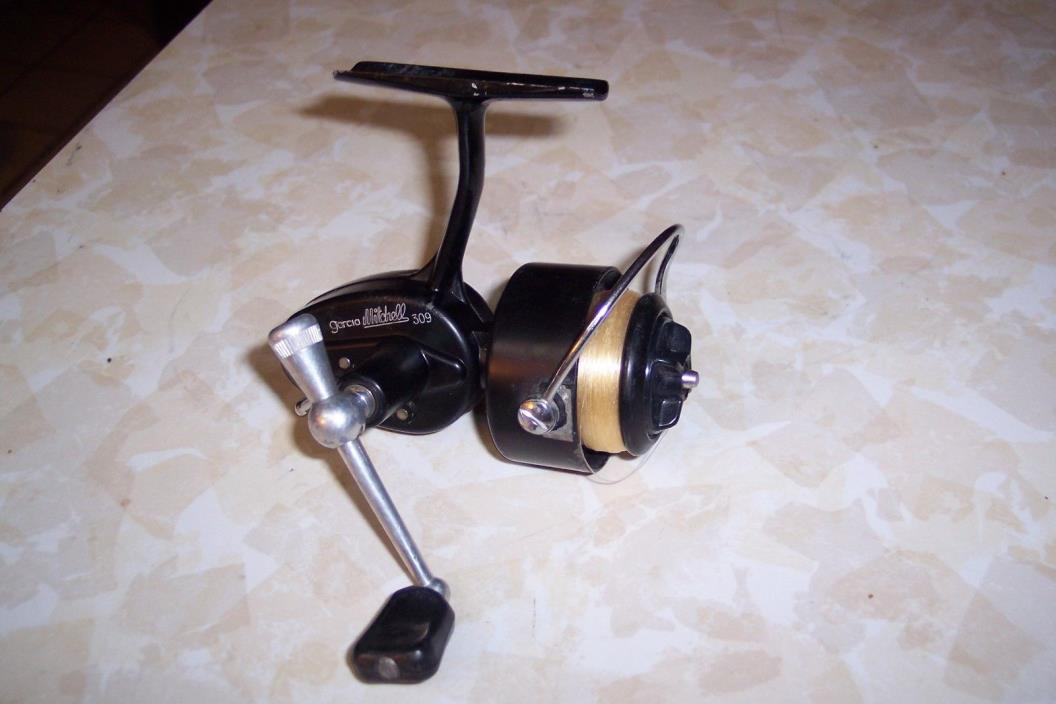 Garcia mitchell fishing reels for sale classifieds for Vintage fishing reels for sale