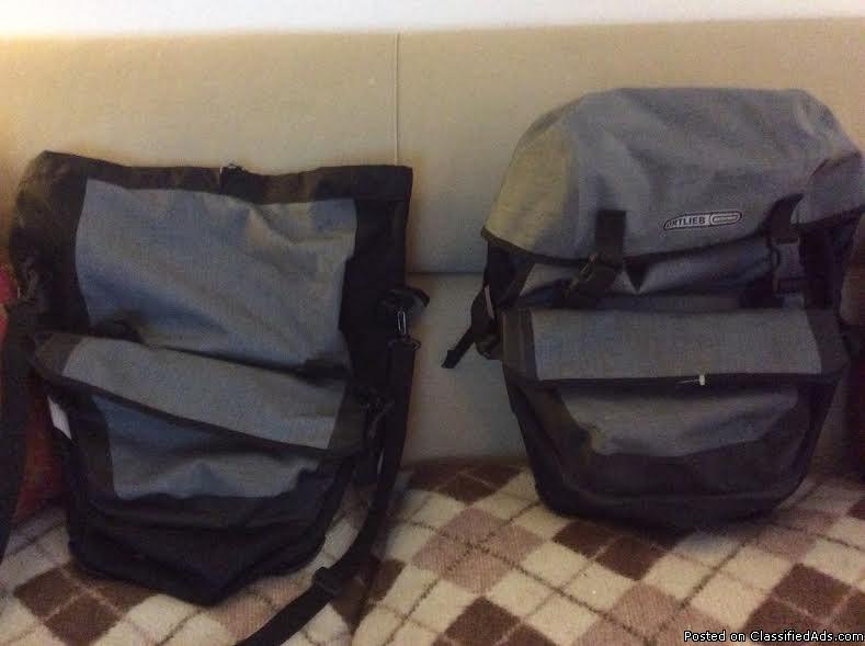 Ortlieb Bike Bags