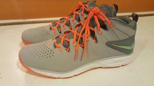 Nike Huarache 4 Lacrosse Turf Cleats 12