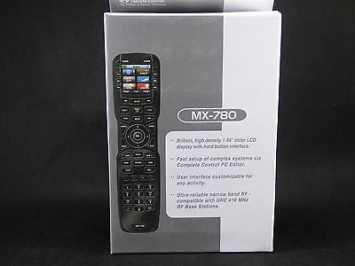 Universal Remote Control MX- 780 IR/ RF Controller  - Color OLED Display