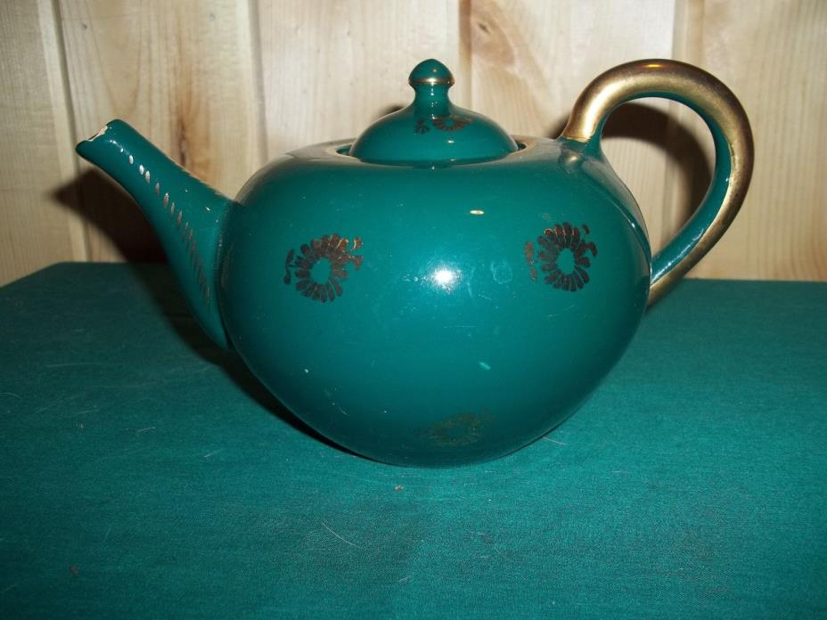 Gold detailed Teapot