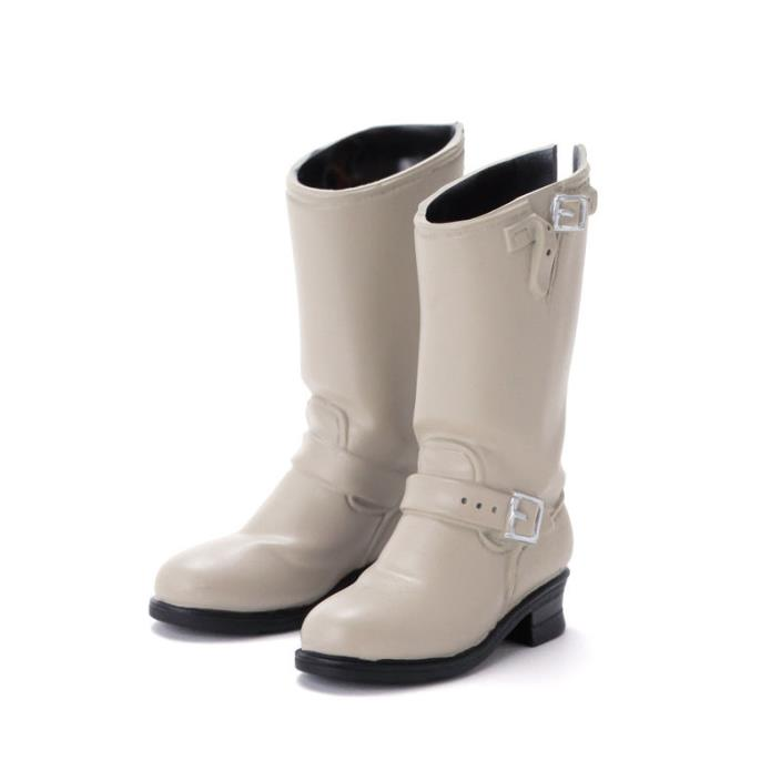 Sekiguchi Sand Gray Engineer Boots for momoko in US