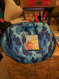 Free beanbag chair thing (Kirkland)