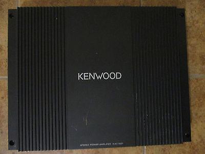 Kenwood KAC-1021 KAC1021 2 Channel Mono Crossover 840 Watts Old School Vintage