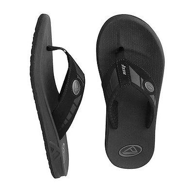Reef Men's 002476 Phantoms Sandal  - Black - 11