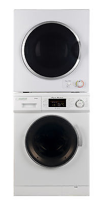 Equator Laundry Center Front Load Washer and Electric Dryer