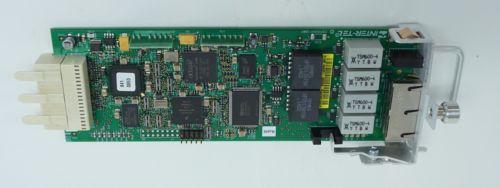 Inter-Tel Mitel 5000 580.2702 Dual T1 E1 PRI Digital Line Card Module