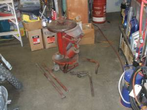 Tire Changer Coats Manual (Hermiston)