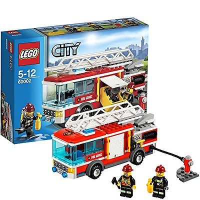 LEGO 60002 CITY Fire Truck
