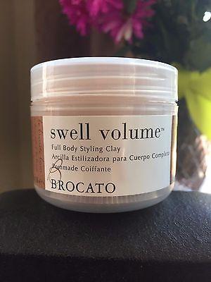 Brocato Swell Volume Full Body Styling Clay