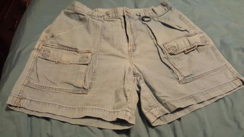 Columbia Denim Jean Shorts Women's size Large 32