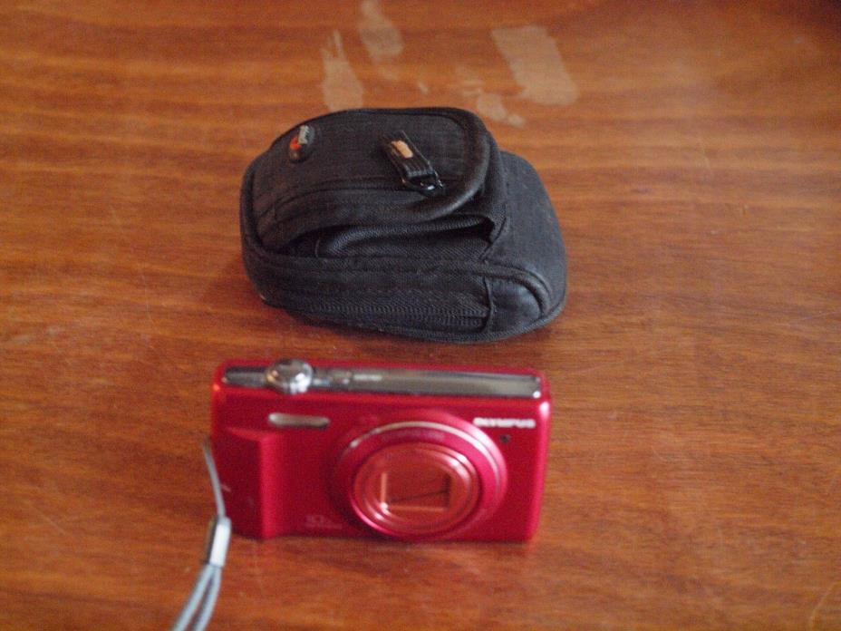Olympus VR 340 Digital Camera Bundle *** Please Read Carefully