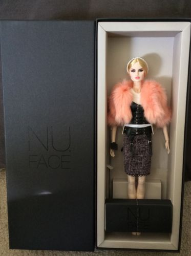 She Owns Everything Erin Nu Face Fashion Royalty Integrity Doll New, In Hand