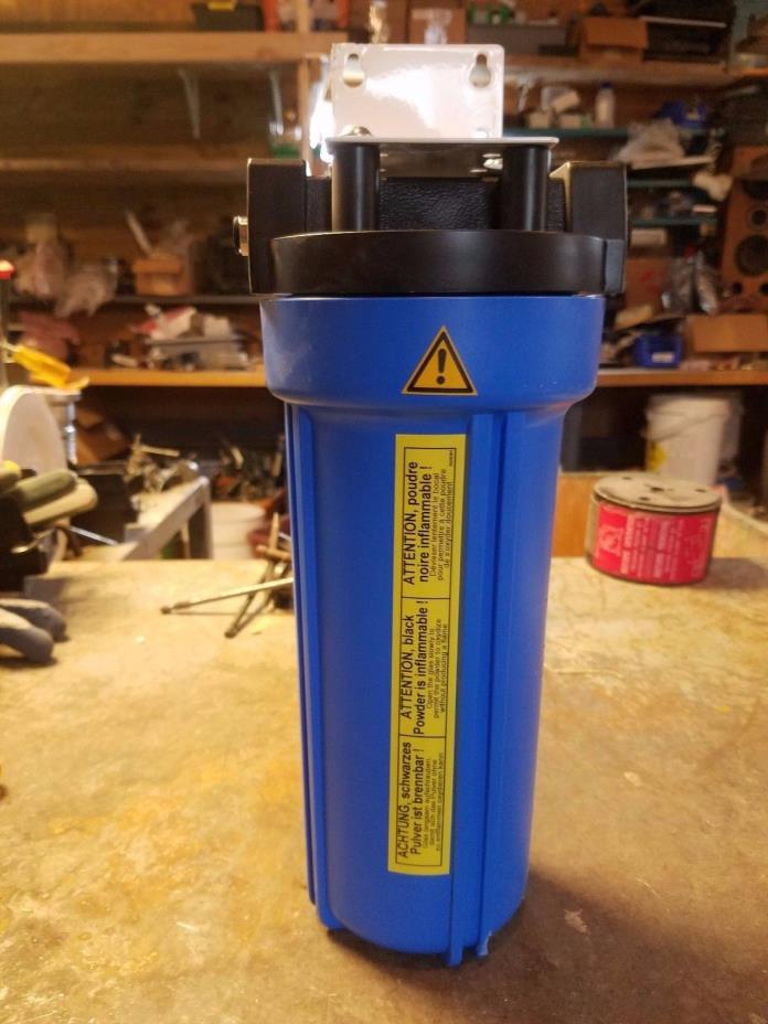 Thermo Scientific /Unity Labs Used In Line Argon Gas Filter Assembly(New Filter)
