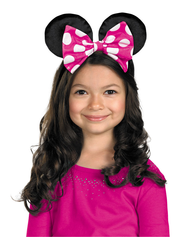 Disguise Minnie Mouse Ears