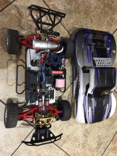 Traxxas Slayer Nitro 4x4