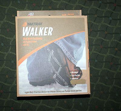 Yaktrax Walker Ice Walkers XS Black