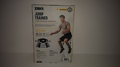 TKO Vertical Jump Trainer Resistance Bands Jump Increase Training By TKO workout