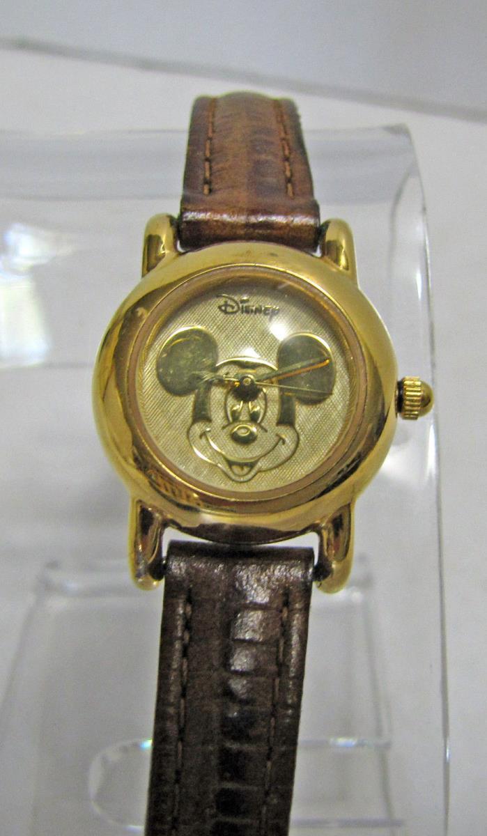 Vintage Disney Mickey Mouse Womens Quartz Watch